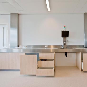 Mortuarium Meubilair